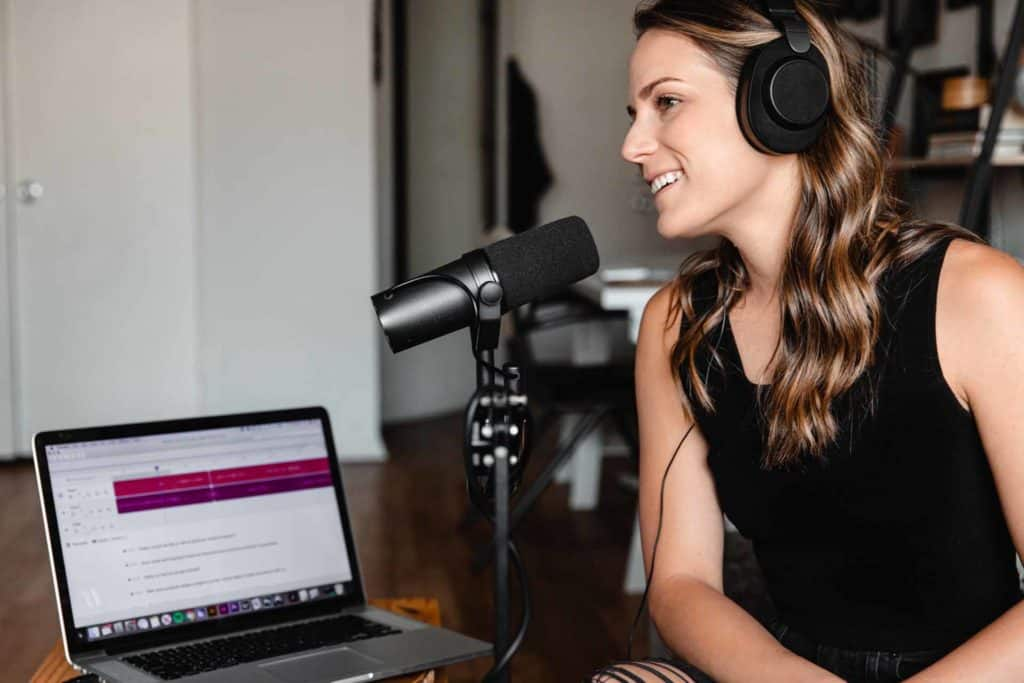 is a podcast good for b2b marketing