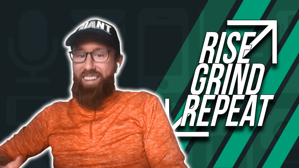 Pat Curran joins us on Rise Grind Repeat episode 083