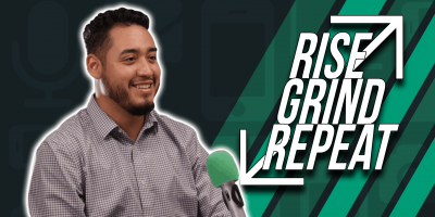 David Navarrete of Moneta De Sine joins us for episode 95 of Rise Grind Repeat.