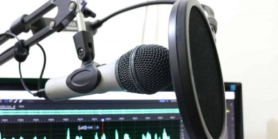 microphone for podcast recording
